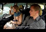 Loira fodendo com taxista