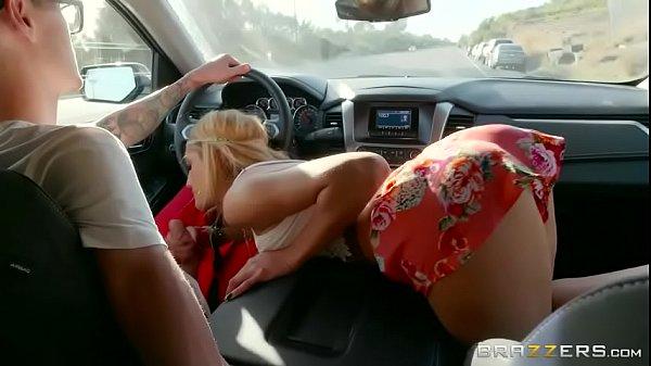 Boquete no carro