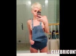 Miley cyrus nua