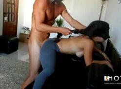 Vídeo de sexo mulher melancia