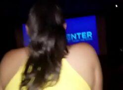 Video de sexo no cinema