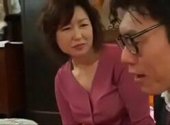 Japanese mature anal