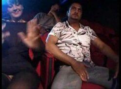 Trepando no cinema