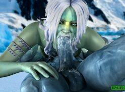 Fairy porn comics