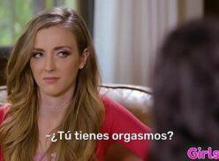 Sexo de lesbianas en español