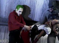 Batman sex comic