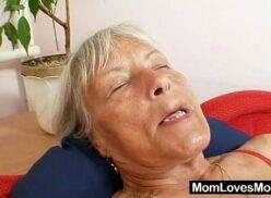 Brazilian hairy mature