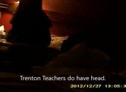 Ebony teacher xxx