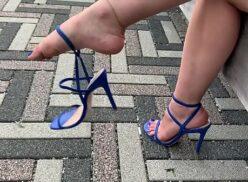 El pie mas lindo del mundo