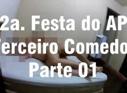 Gozando dentro brasileirinha