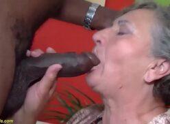 Granny blowjob movies