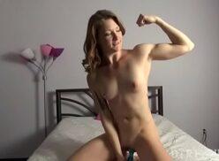 Gym masturbation