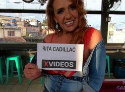 Rita cadilac brasileirinha