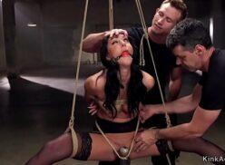Sabrina banks bondage