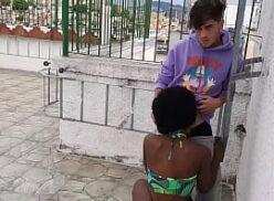 Vídeo porno com negras novinhas fazendo sexo