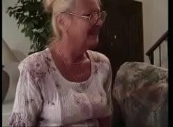 Xexo con mi abuela