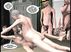 Xxx nude comics
